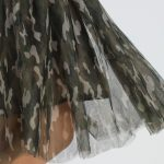 Military Tulle Skirts