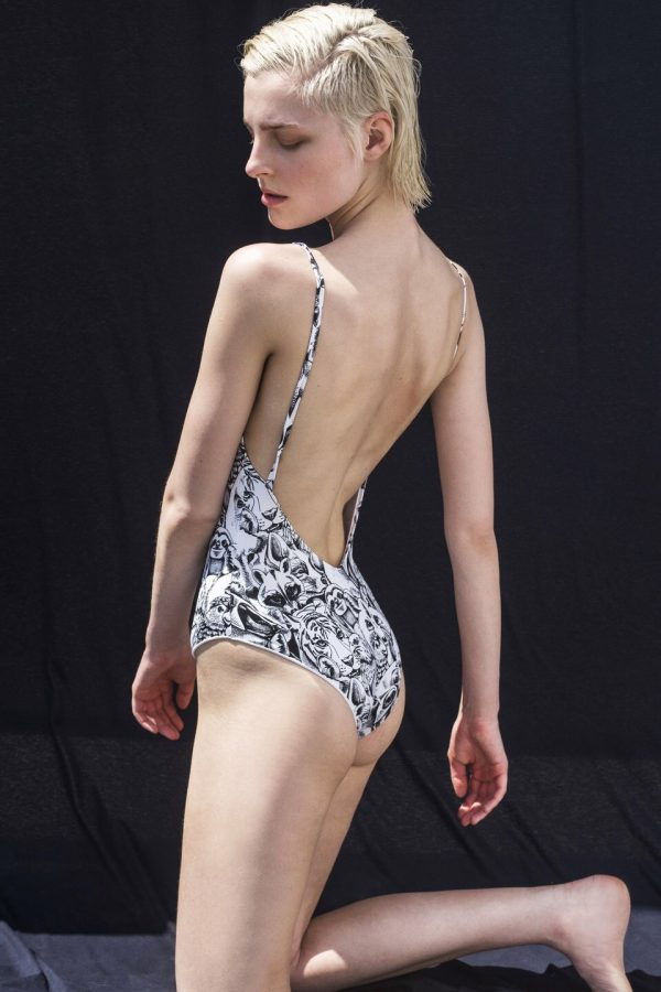 Wildlife Bay One Piece Swimsuit