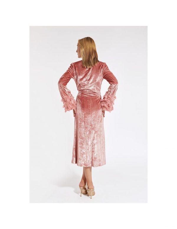 Carmen Wrap Dress