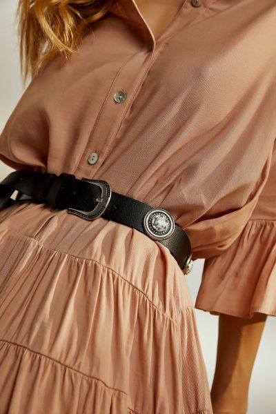 Dreamland Leather Belt