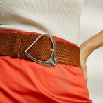 Tainted Love Leather Belt