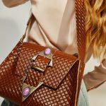 Dance Monkey Taba Leather Bag