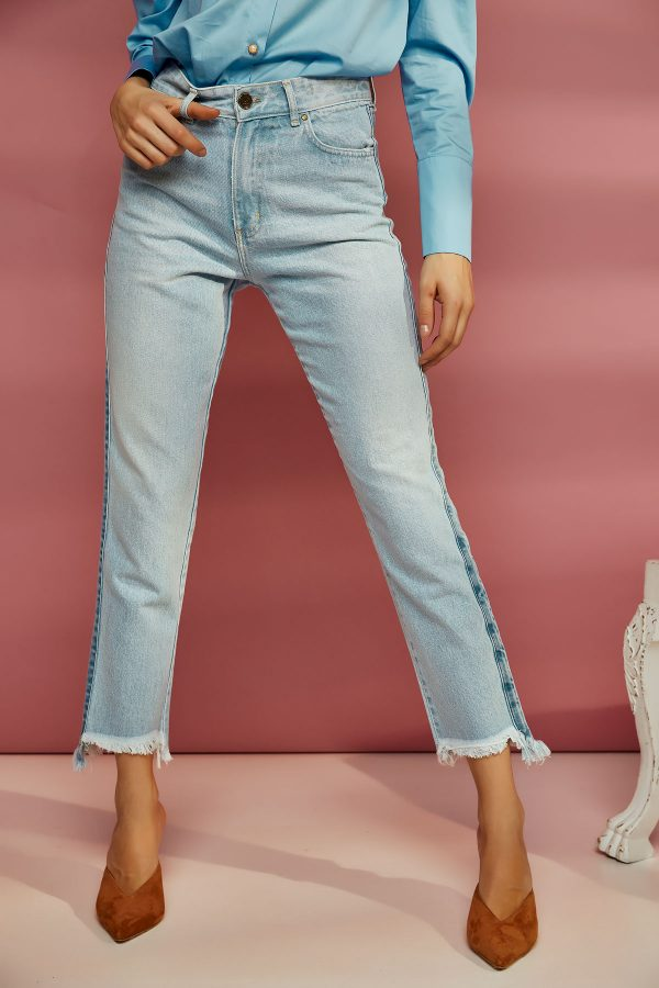 Amelia Light Denim Pants