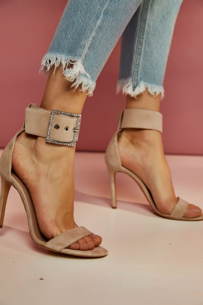 Melissa Jeweled Sandals