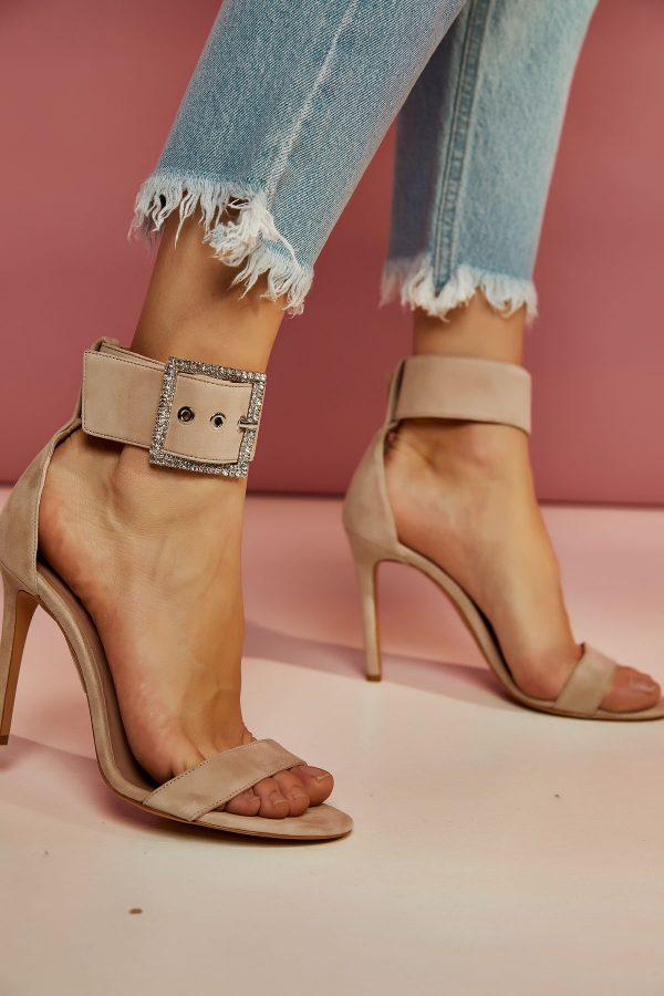 Melissa Jeweled Sandals