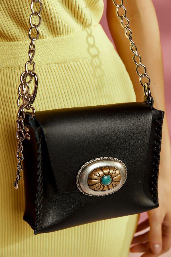 Nightair Leather Bag