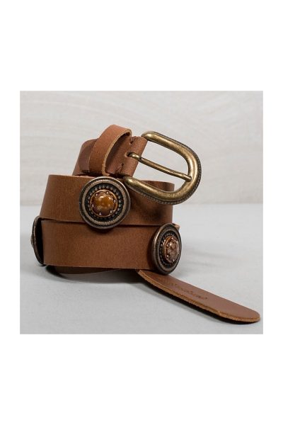Dreamland Leather Belt