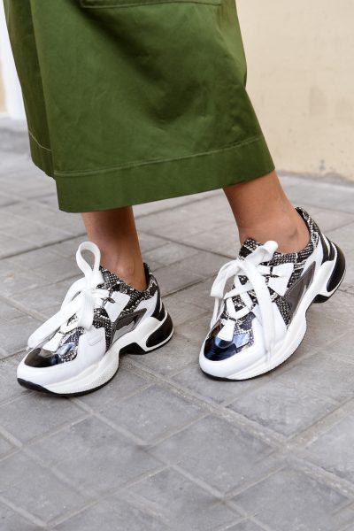 Soho Snake Sneakers