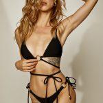 Bella Black Rib Bikini