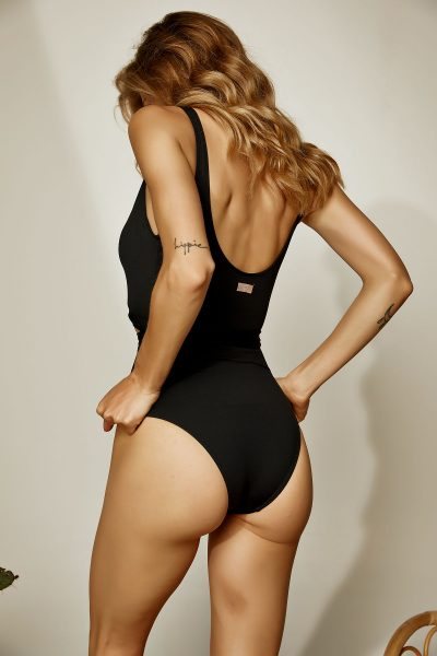 Alba Swimsuit – Black