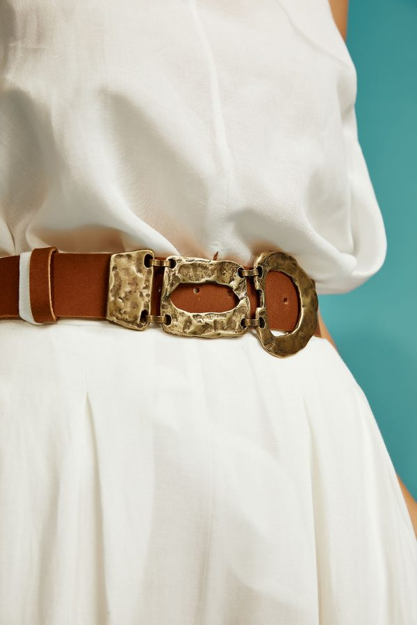 Creep Leather Belt