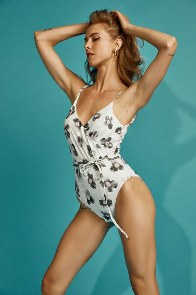 Gaia Swimsuit – Cherry Blossom