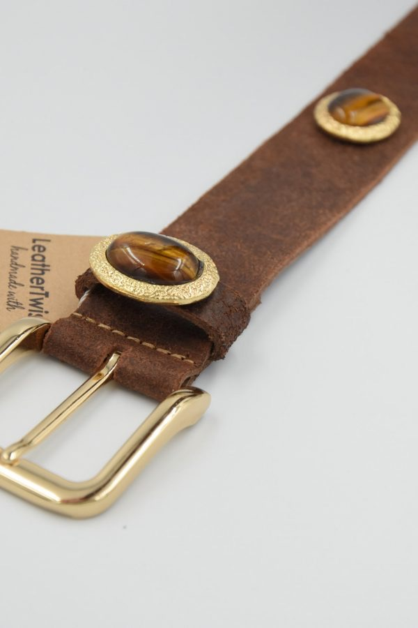 Brown Stone Belt
