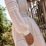 Love Belt – White