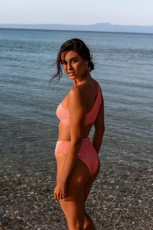 Pink Leopard Bikini