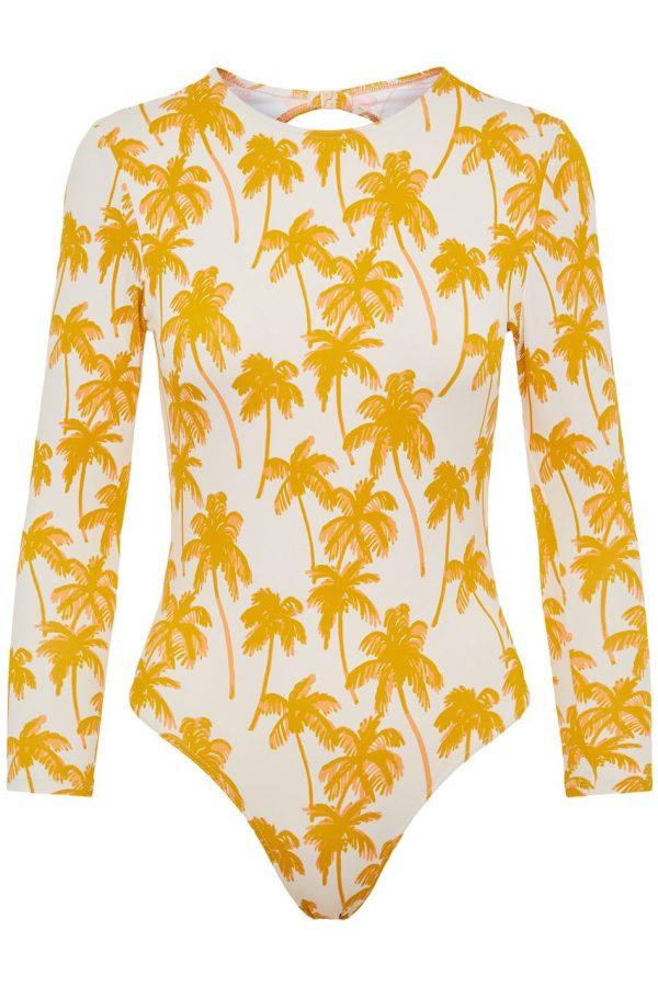 Palme D'or Surf Suit One Piece