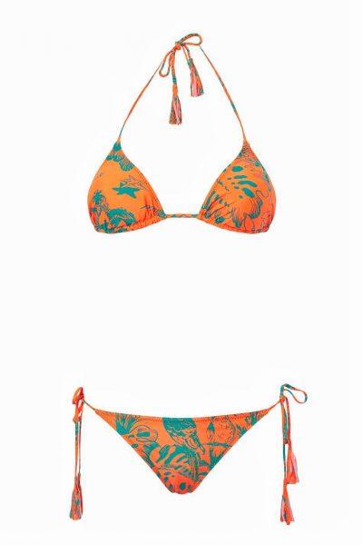 Island Braided Bikini