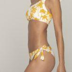 Palme D'or One Shoulder Bikini