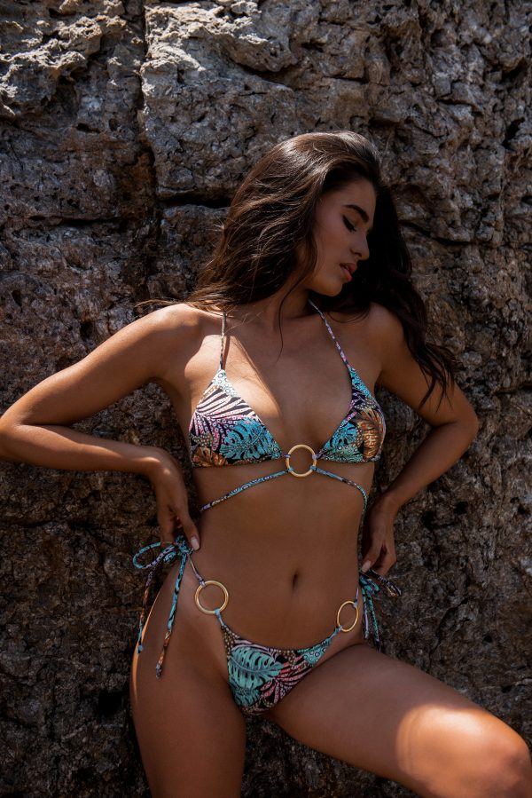 Bella Tropical Bikini