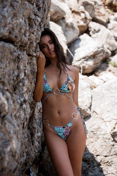 Bella Tropical Bikini