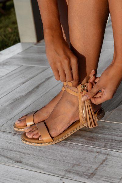 Onyx Sandals – Taba