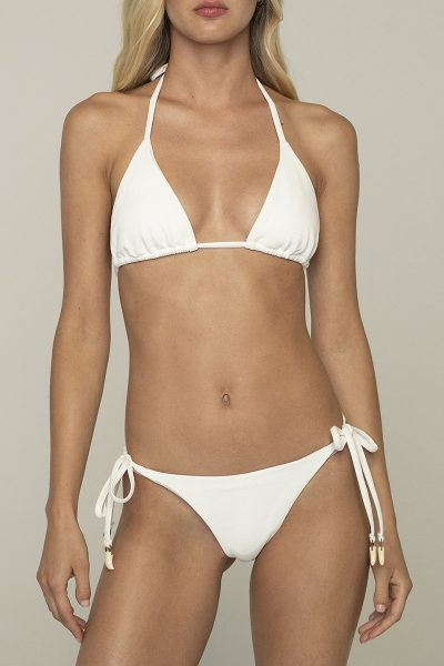 Crispy Cream Triangle Bikini