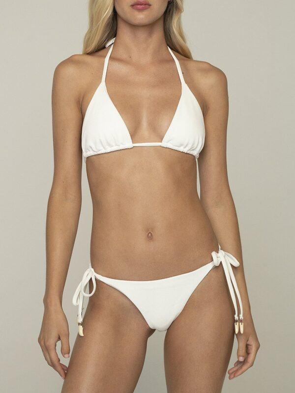 Crispy Cream Triangle Bikini