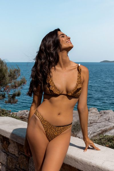 Sienna Bikini – Leopard