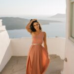 Nefeli Dress – Nude