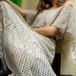 Check Boho Skirt