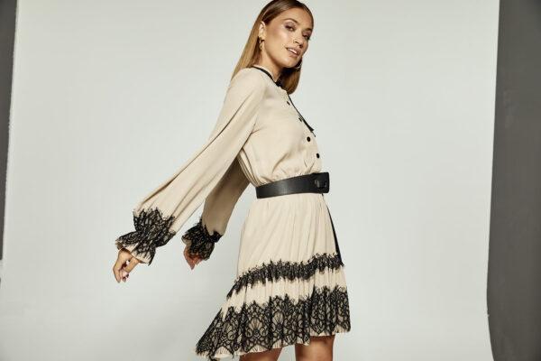 Fango Lace Dress