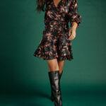 Katlin Mini Dress
