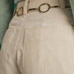 Circles Chain Belt