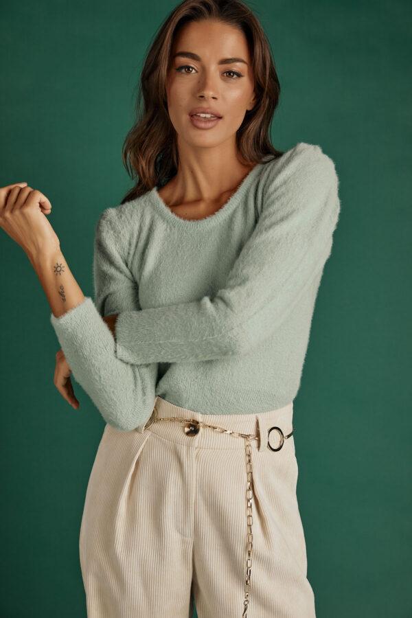 Mint Soft Knit
