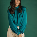 Cami Top – Emerald