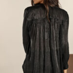 Black Cami Top