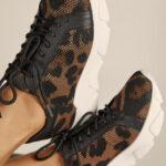 Leopard Sneakers