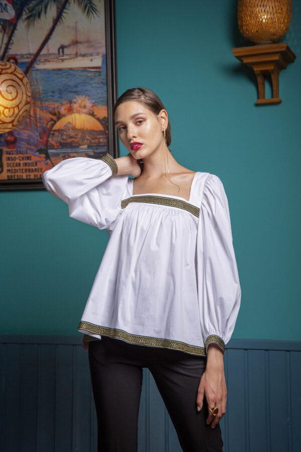 Matilda Shirt Top