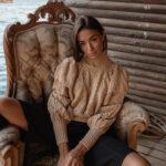 Princess Knit – Beige