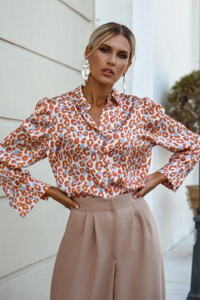 Jaqueline Silky Shirt