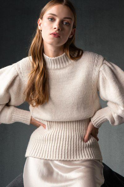 Big Sleeves Knit