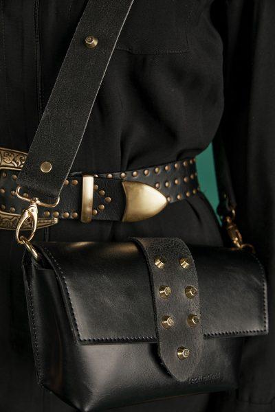 Ophelia Studded Bag