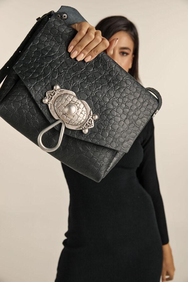 Casablanca Leather Bag