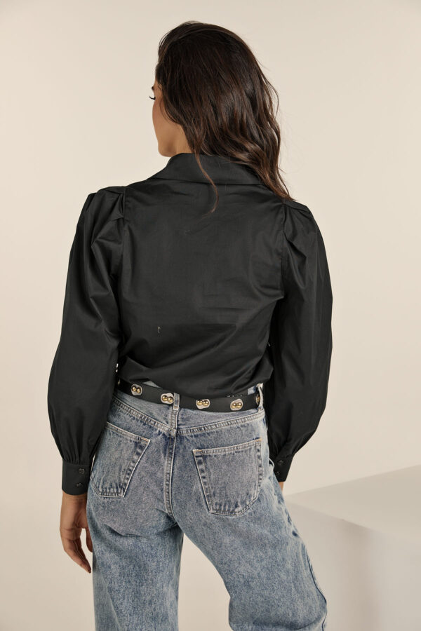 Padded Shirt – Black