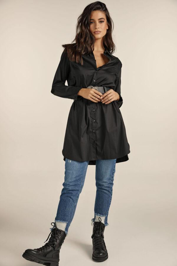 Black Oversize Shirt