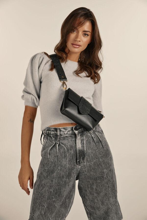 Ophelia Croc Bag