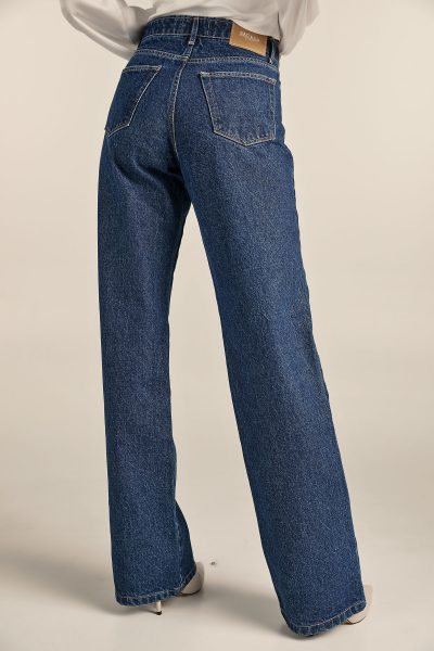 Christine Dark Denim Pants