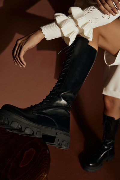 Kimora Black Boots