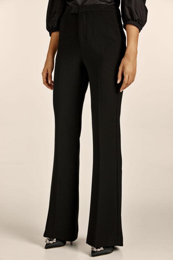 Bell Pants – Black