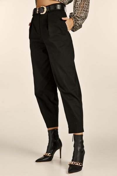 Slouchy Pants – Black